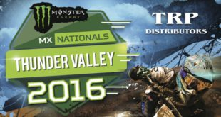 Round 5 of the 2016 Monster Energy TRP Distributors SA National Motocross Championship takes place at Thunder Valley