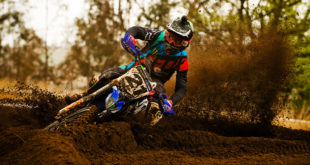 David Goosen racing his way to victory at Round 6 of the 2016 Monster Energy TRP Distributors SA National Motocross Championship