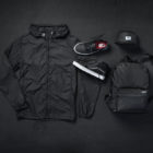 Product feature on the new Vans Transit Line footwear, accessories and outwear
