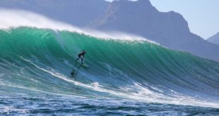 Frank Solomon talks about his favourite surfing spots