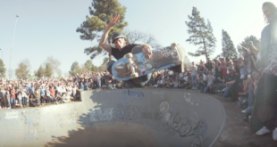 Check out the highlights video from the recent visit by Tony Hawk and friends to South Africa. Skateboarding at its finest from various spots around Joburg: