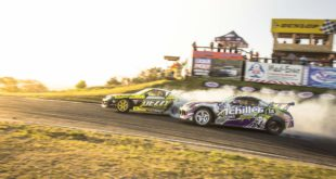 Drifting action at its best at SupaDrift 05 at Dezzi Raceway