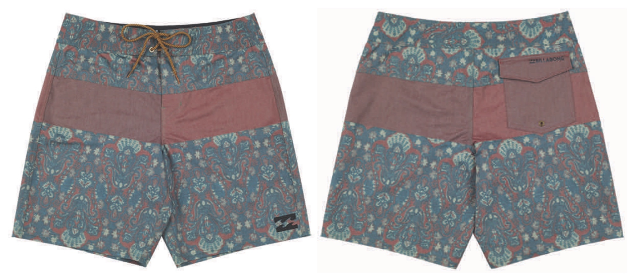 Tribong X Ornate 19 Boardshorts