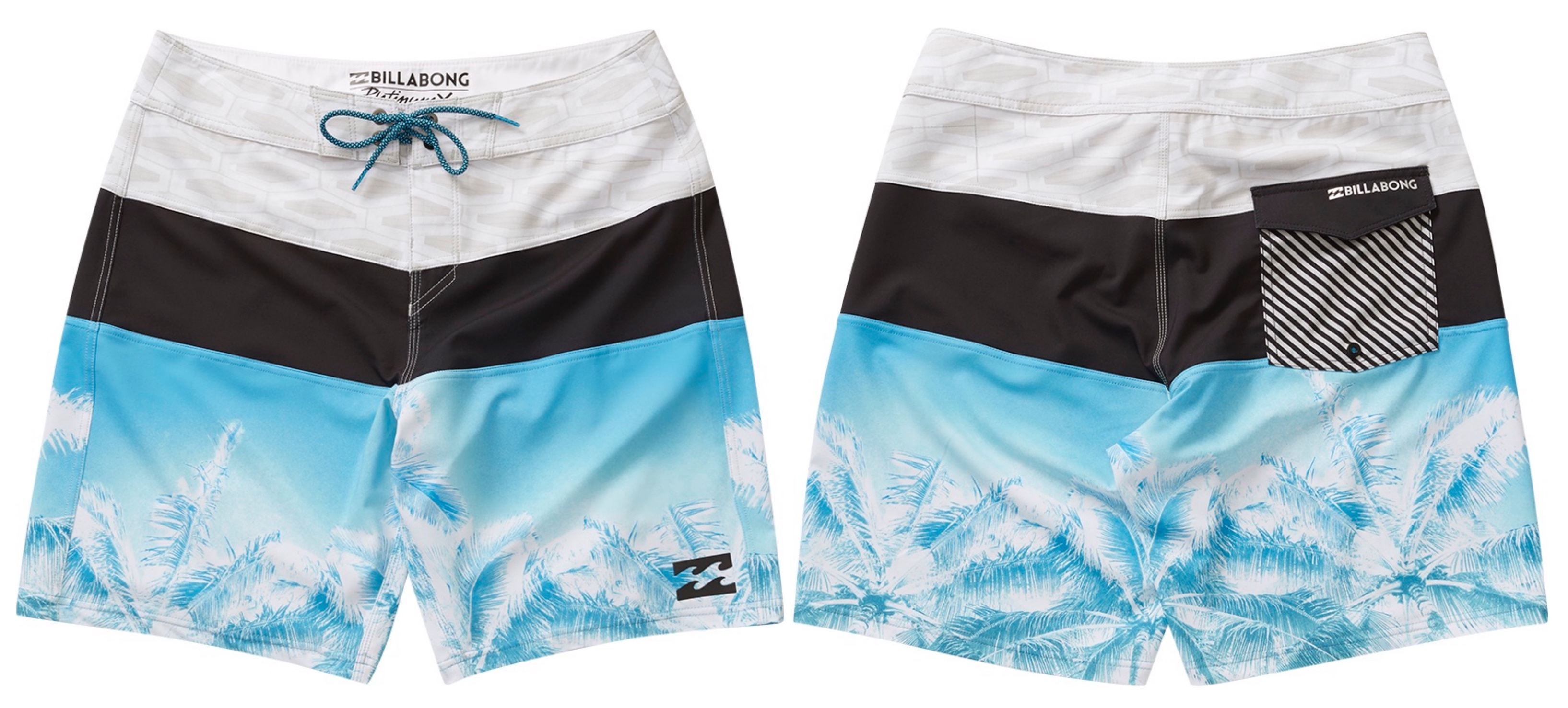 Tribonx X West Coast Modern Boardshort