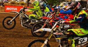 Motocross racing at its best at the final round of the 2016 MX Nationals