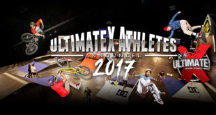 Your list of local and international BMX and Skateboarding athletes for Ultimate X 2017