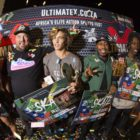 Ultimate X 2017 Skateboarding Podium
