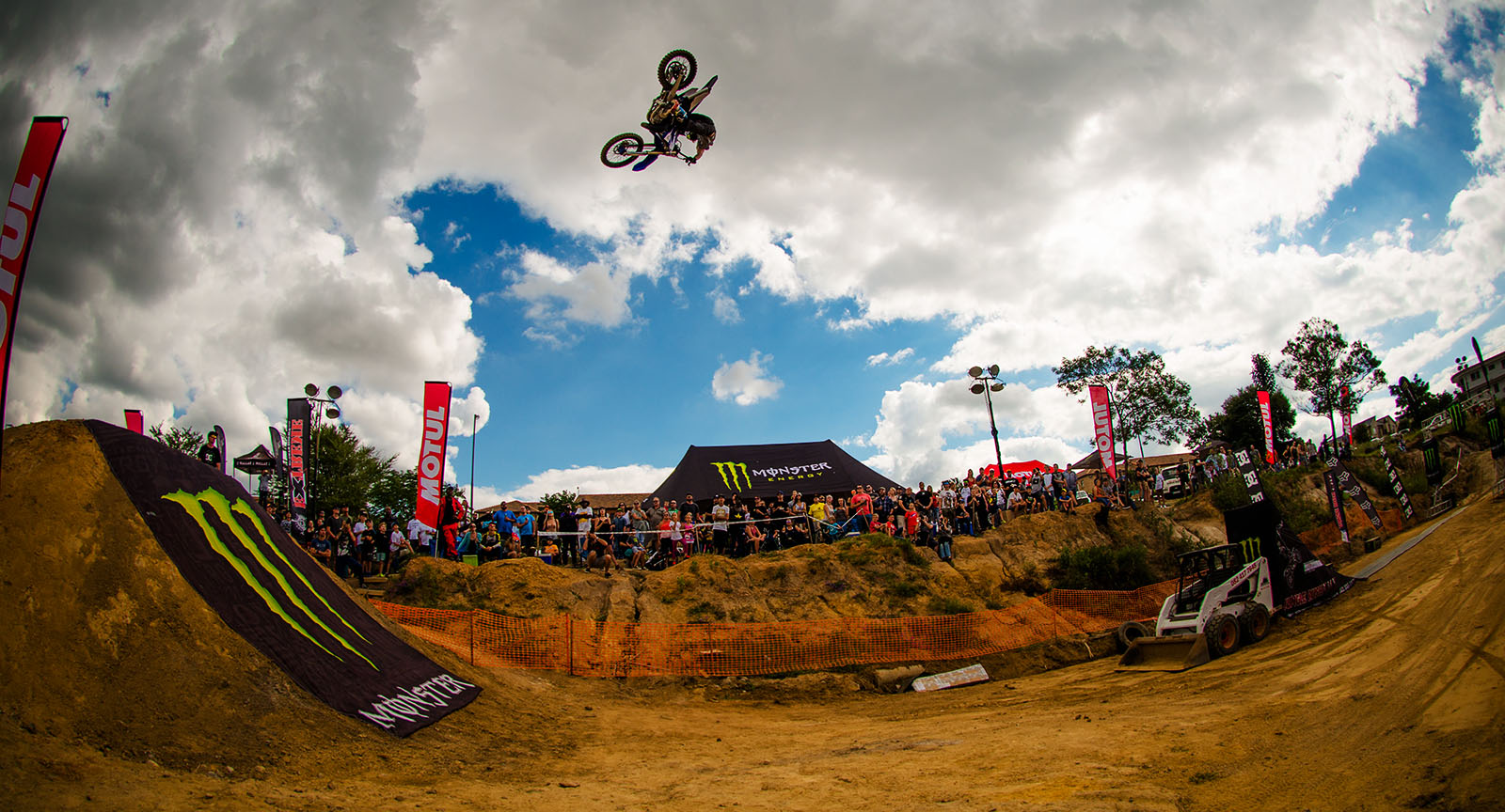 The King has been crowned at the King of the Whip motocross and freestyle motocross event