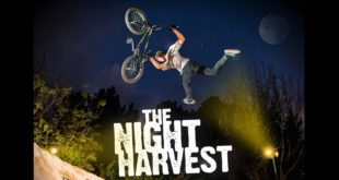 Details for the Night Harvest BMX and MTB dirt jump contest