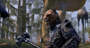 The first in-game look at The Elder Scrolls Online: Morrowind is here, and introduces you to the epic saga in which you return to Morrowind and battle to save the world from ultimate destruction.