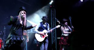 Faz and the Firecrackers talk about the upcoming Brochella Festival and the SA music scene