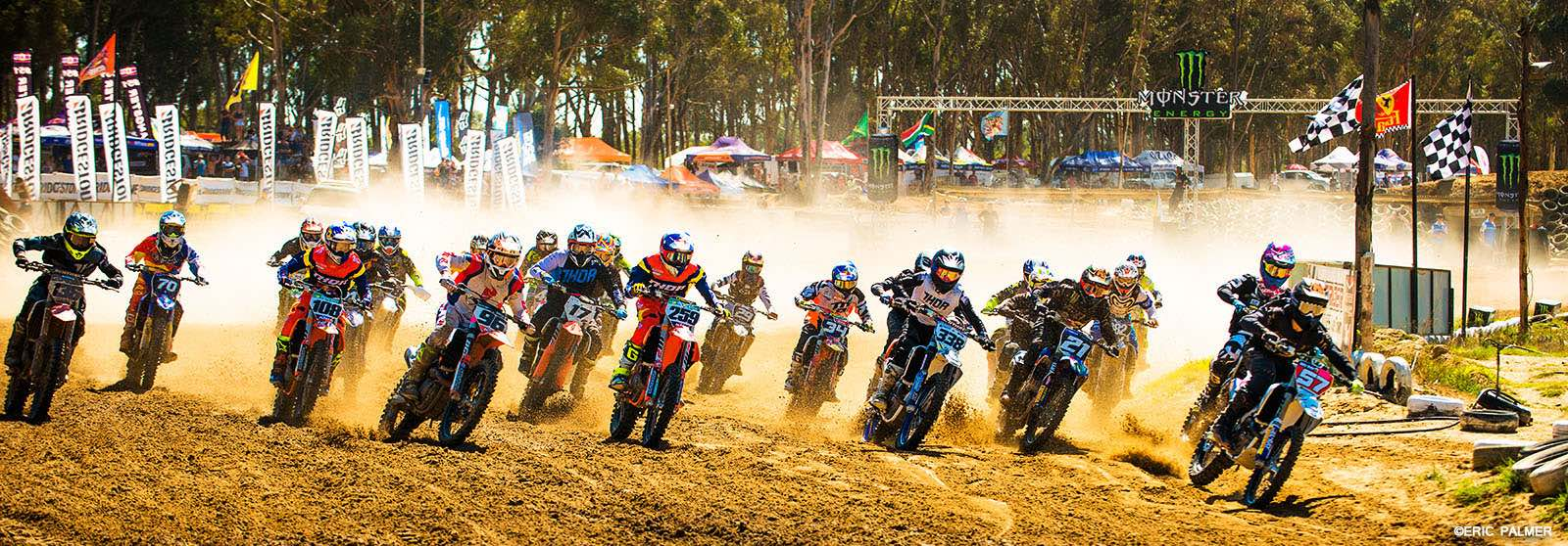 Review and results from round 2 of the 2017 Monster Energy TRP Distributors SA National Motocross Championship
