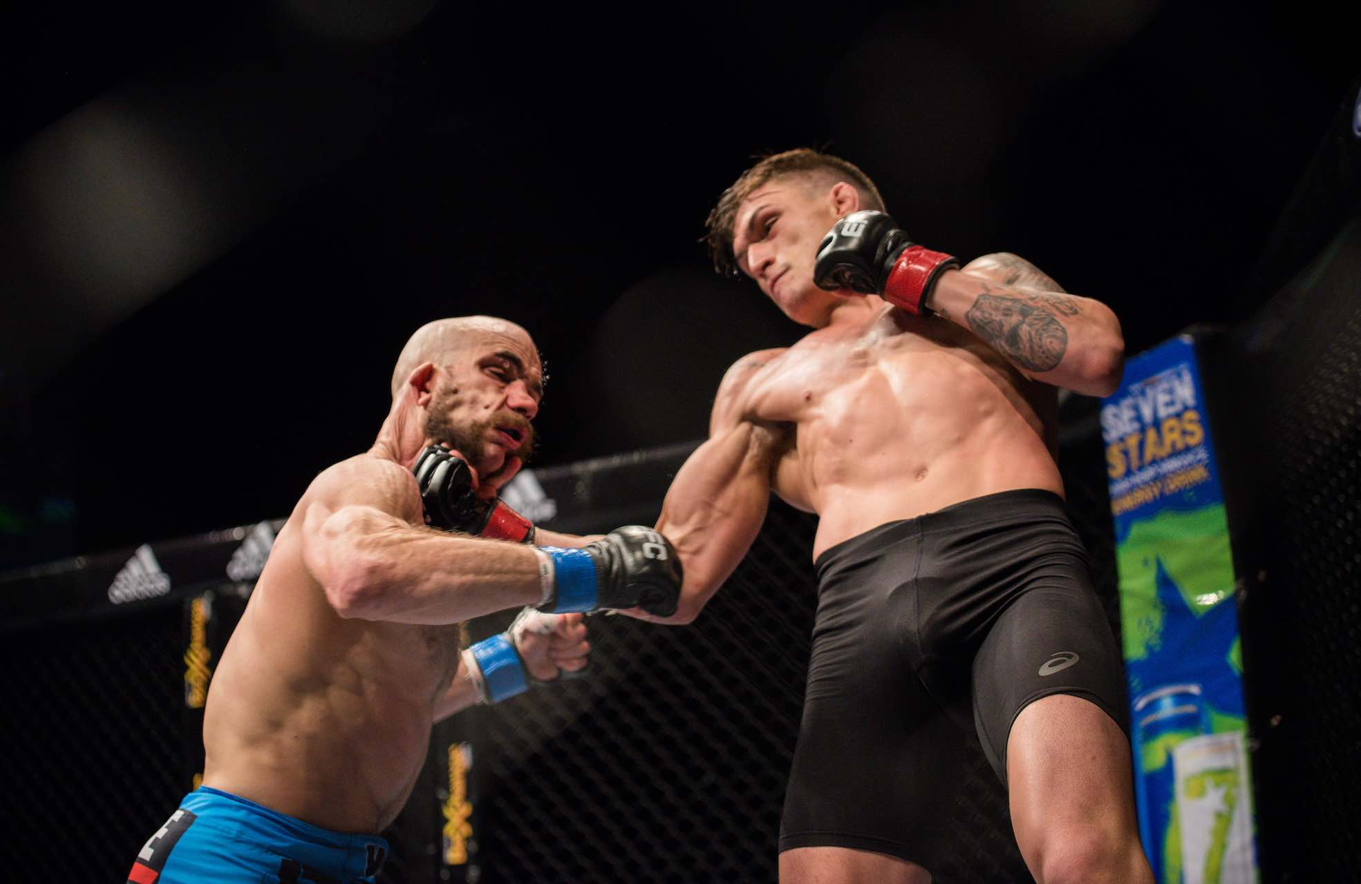 EFC 58 produced an exciting night of MMA Action in Cape Town