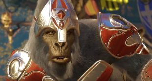 In Part 4 of Injustice 2 Shattered Alliances we delve deeper into the origins of The Society, the villainous alliance, led by Gorilla Grodd
