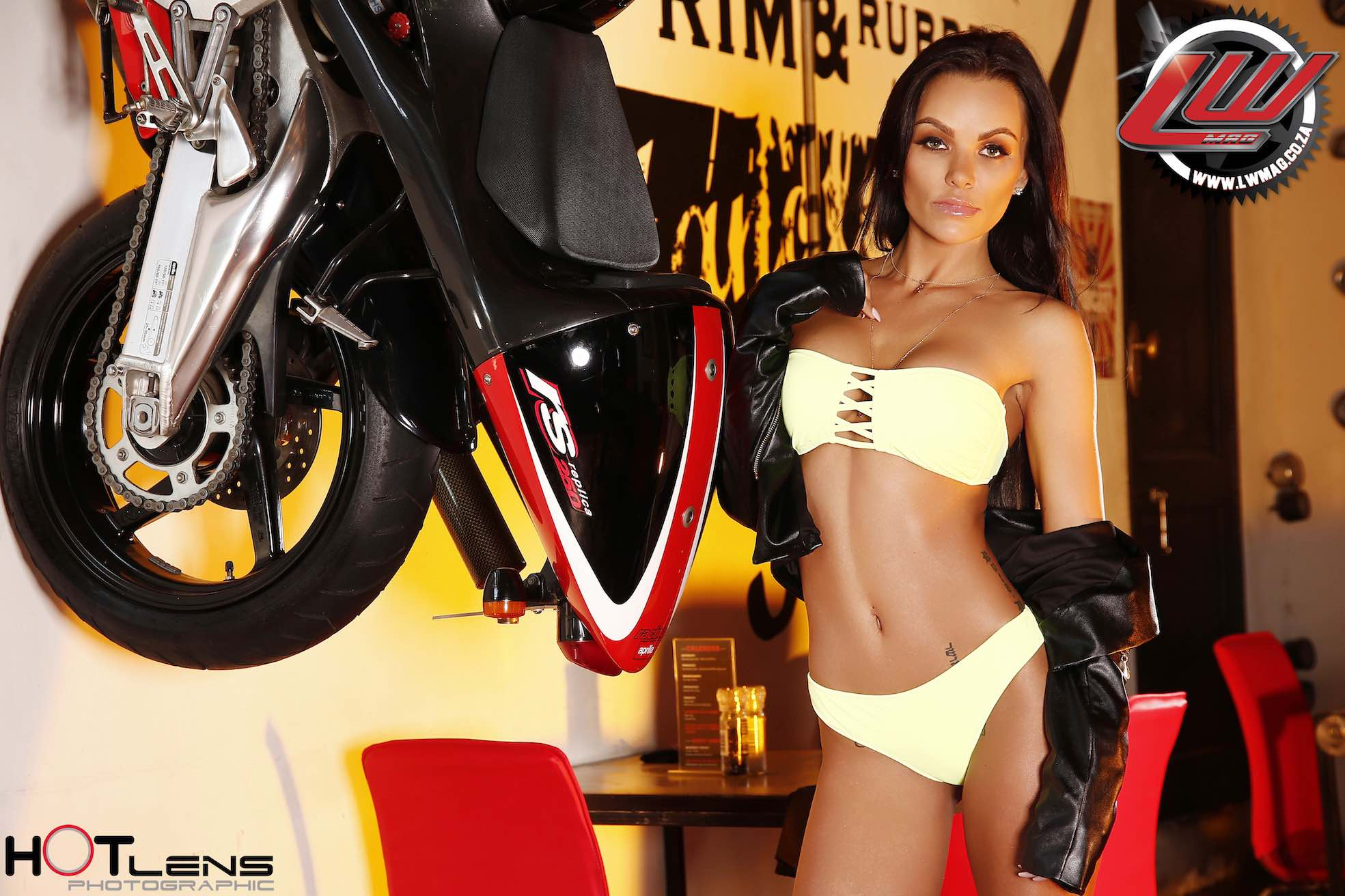 Aiste Klimaite features as our LW Babe of the Week