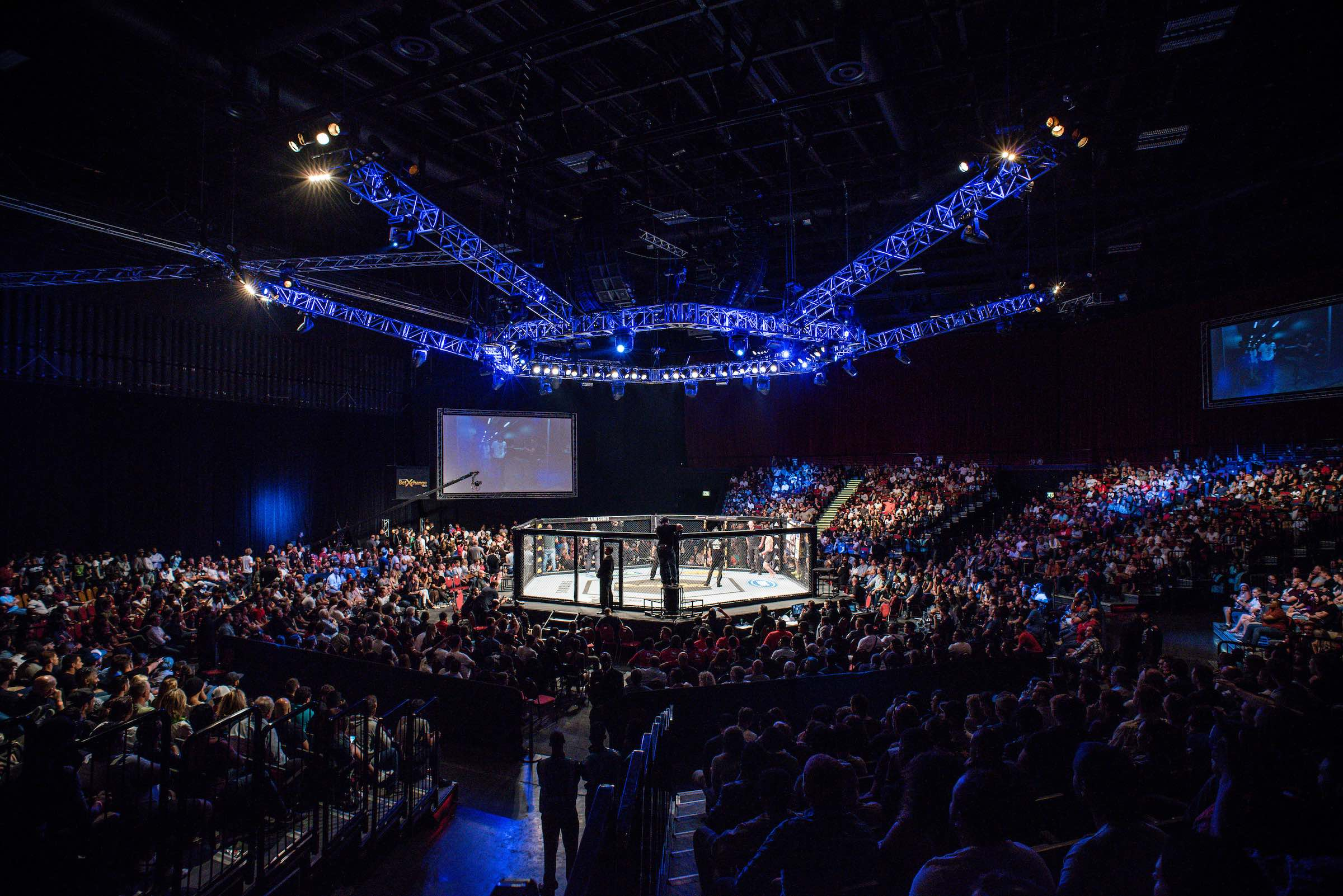 EFC 58 produced an exciting night of Mixed Martial Arts Action in Cape Town