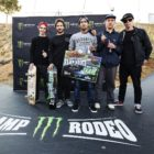 Ramp Rodeo Invitational 1 Skateboarding Podium