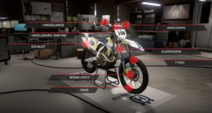 Feel like a real motocross star in MXGP3. Choose from 300 official components and over 75 brands to customize riders and create unique setups for your bike and team.
