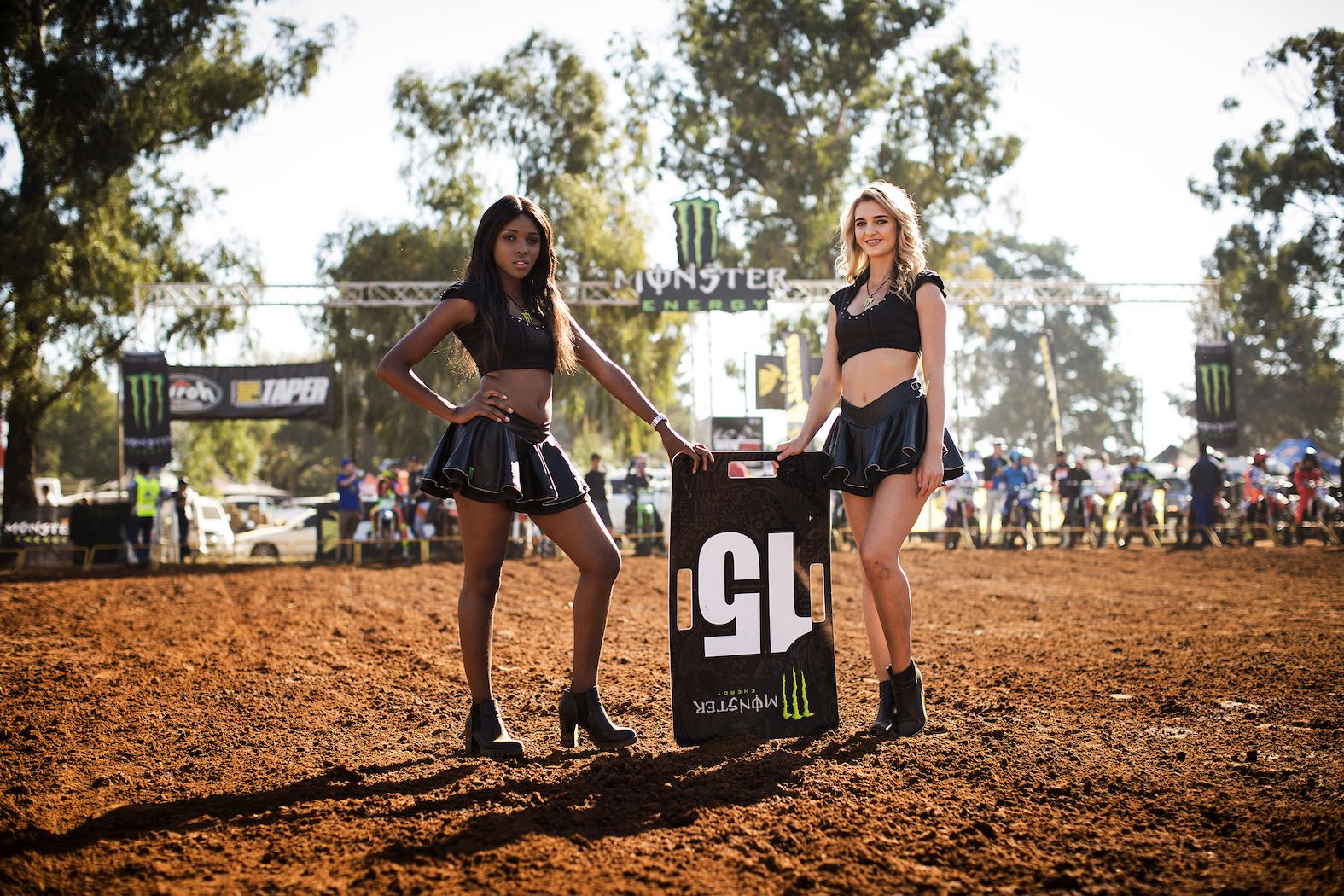 Motocross Action at its best at Round 4 of the SA MX Nationals.