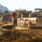 Richard van der Westhuizen racing his way to victory at Round 4 of the 2017 Monster Energy TRP Distributors SA National Motocross Championship