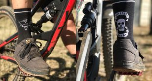 We review the Charger MTB Socks