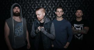 Memphis May Fire announced as the headline act for Krank'd Up 2017