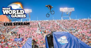 The second annual Nitro World Games are upon us and the official countdown to the world's biggest Action Sports event has begun.