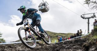 Greg Minnaar wins the Downhill MTB Bike World Cup in Fort William, securing his 7th win at the famous track and his 20th World Cup Win