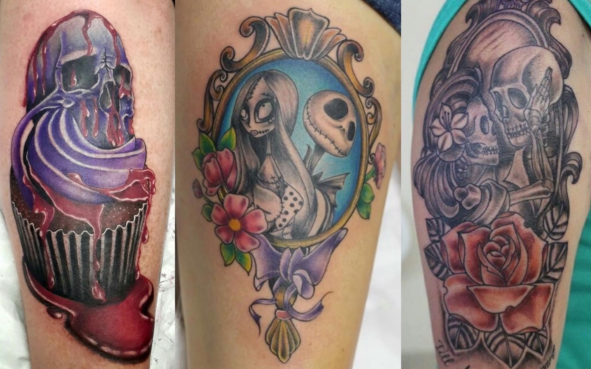 More tattoos done by Rudi Rautenbach