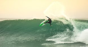 Dale Staples spent a day surfing in JBay, taking advantage of the last swell just before the JBay Open event, ripping some clean walls. Watch One Day in JBay here.