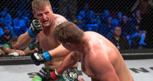 MMA Action from Sun City for EFC 61