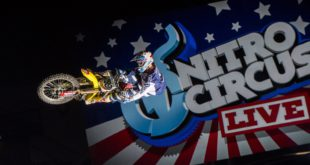 Exclusive interview with Travis Pastrana about the Nitro Circus Live South African Tour