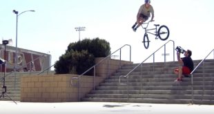 SA's Murray Loubser is currently in the USA and spent some time with the Common Crew to produce this insane BMX street video part. It's a must watch!