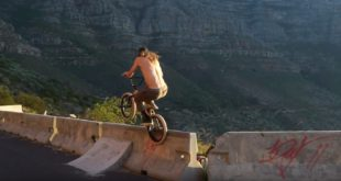 """USA's Reed Stark was recently in South Africa filming for his BSD BMX signature """"Safari"""" frame. The outcome is awesome and features a stack of tech riding in the streets of Cape Town."""