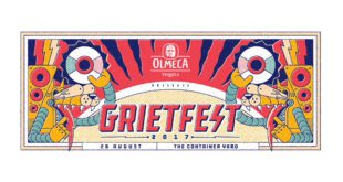 Grietfest 2017 Line-Up and Times