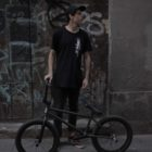 Brandon Blight BMX sessions in Barcelona Spain for Snacking Barcelona