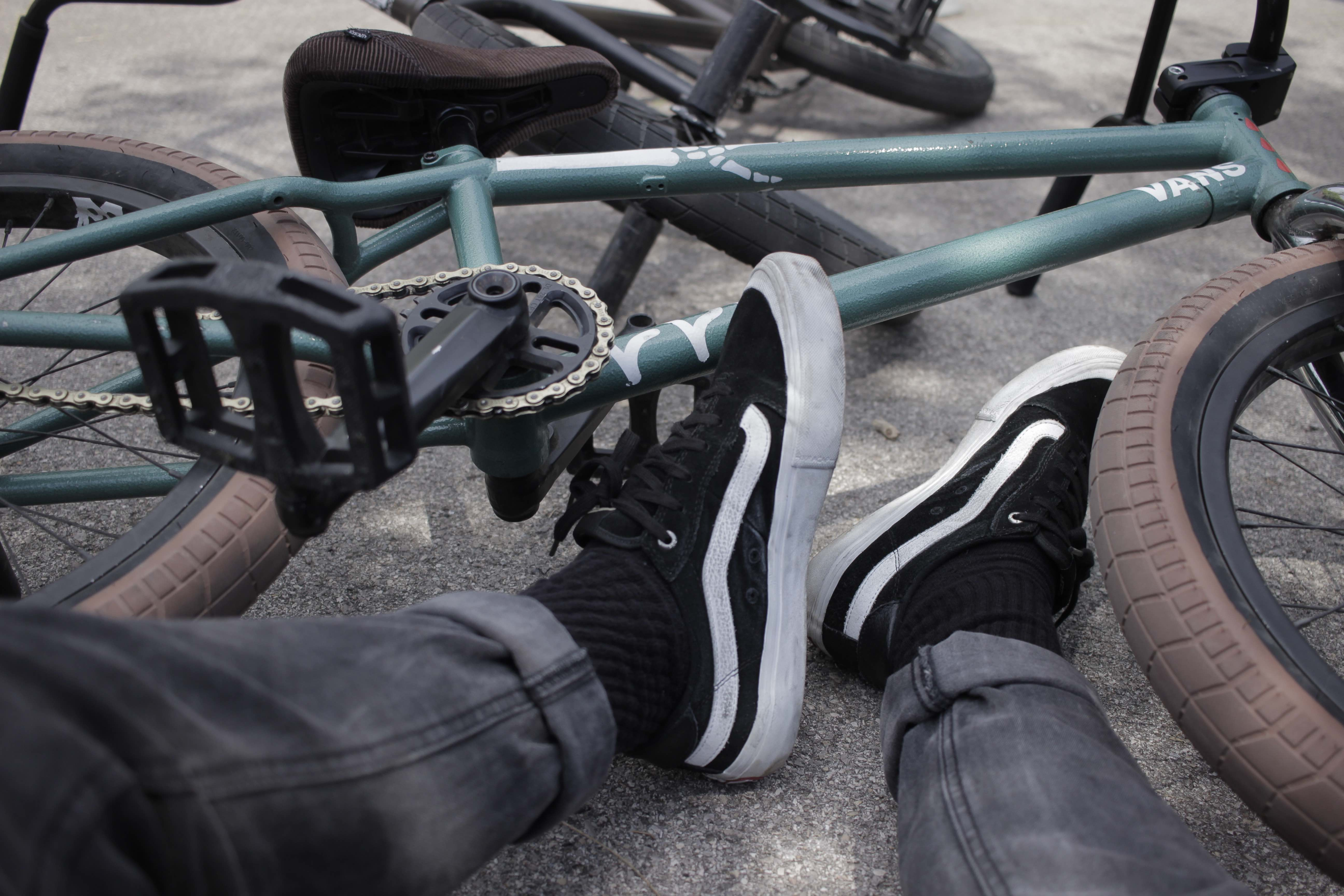Shoutout to Vans South Africa for supporting BMX