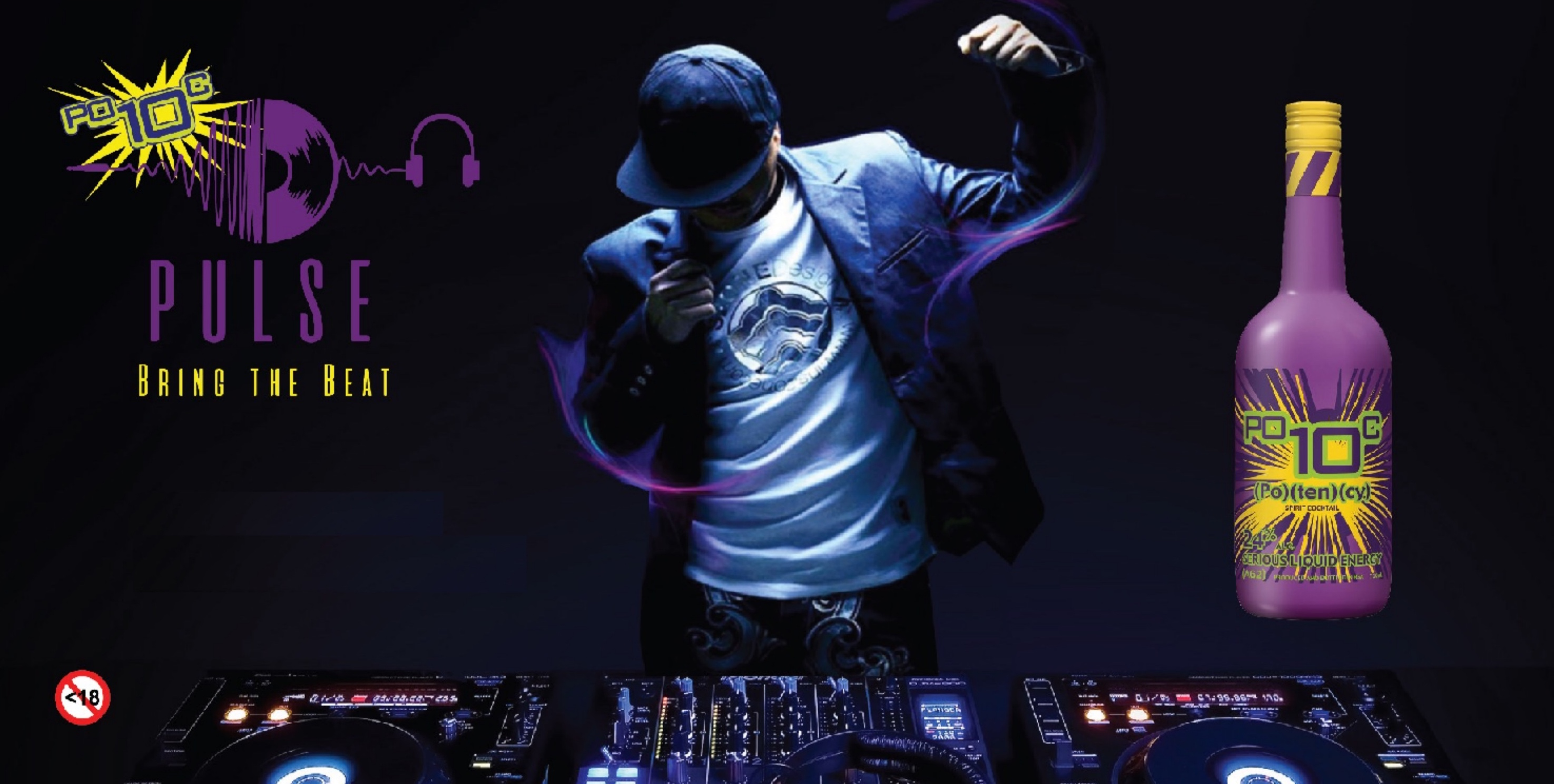 Win awesome prizes with the new Po10c Pulse DJ competition