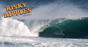 Episode 1 of Matt Bromley's new 3 part surfing film - Risky Ripples - is live. It's all about slab hunting in Australia.