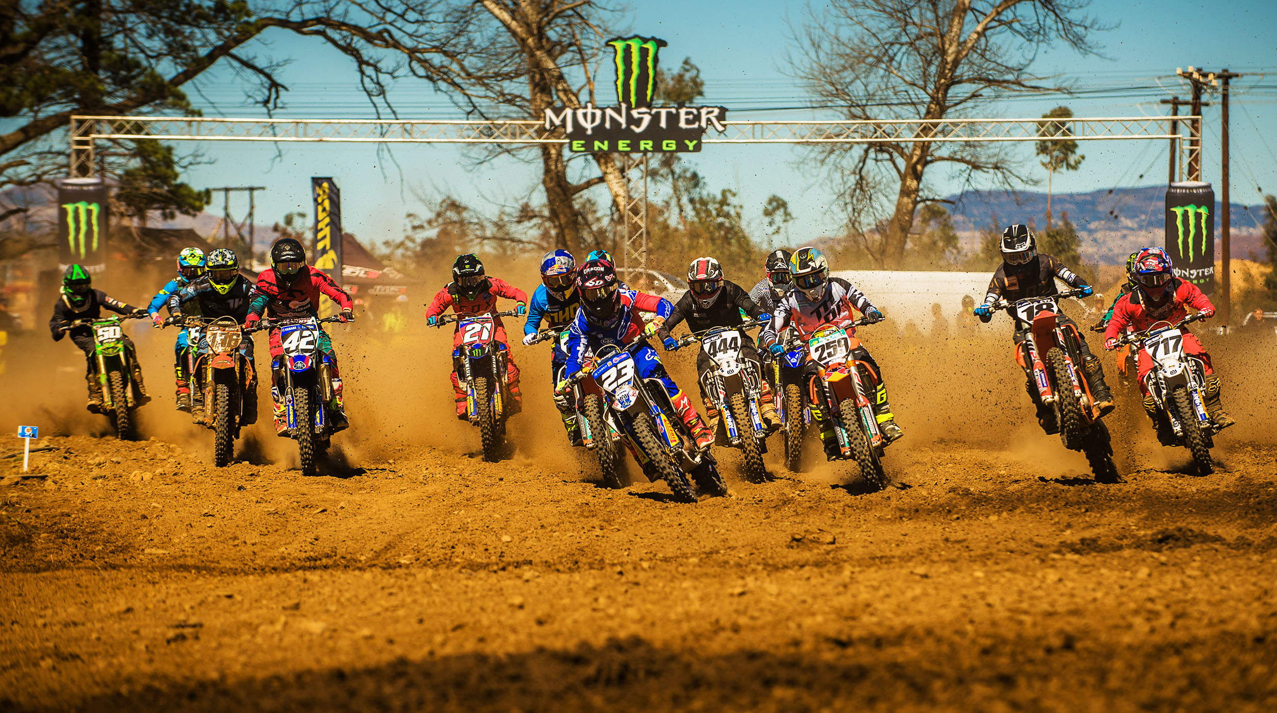 Motocross action at its best at Round 6 of the 2017 Monster Energy TRP Distributors SA National Motocross Championship