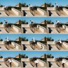 Kickflip Front Boardslide down the rail