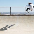 Brandon Valjalo talks skateboarding and his future in the sport