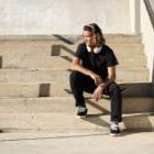 Brandon Valjalo lives the skateboarding lifestyle