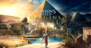 Today sees the release of Assassin's Creed Origins. Enjoy the launch trailer as Ancient Egypt Awaits.