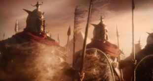 Watch the new Assassin's Creed Origins Cinematic Trailer - From Sand. Witness a civilization on the brink of collapse. Where it all ends. It begins.