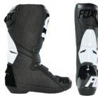 Fox 180 Boot in Black