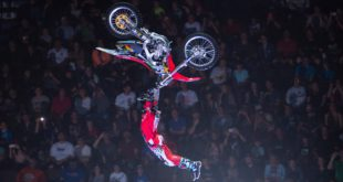 Freestyle Motocross rider Josh Sheehan talks Nitro Circus Live South Africa