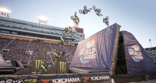 Freestyle Motocross rider Harry Pink talks to us about the 2017 Nitro Circus Live SA tour