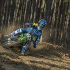Testing the new Fox 180 Boot for motocross