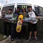 Ramp Rodeo Stop 3 Skateboarding Podium